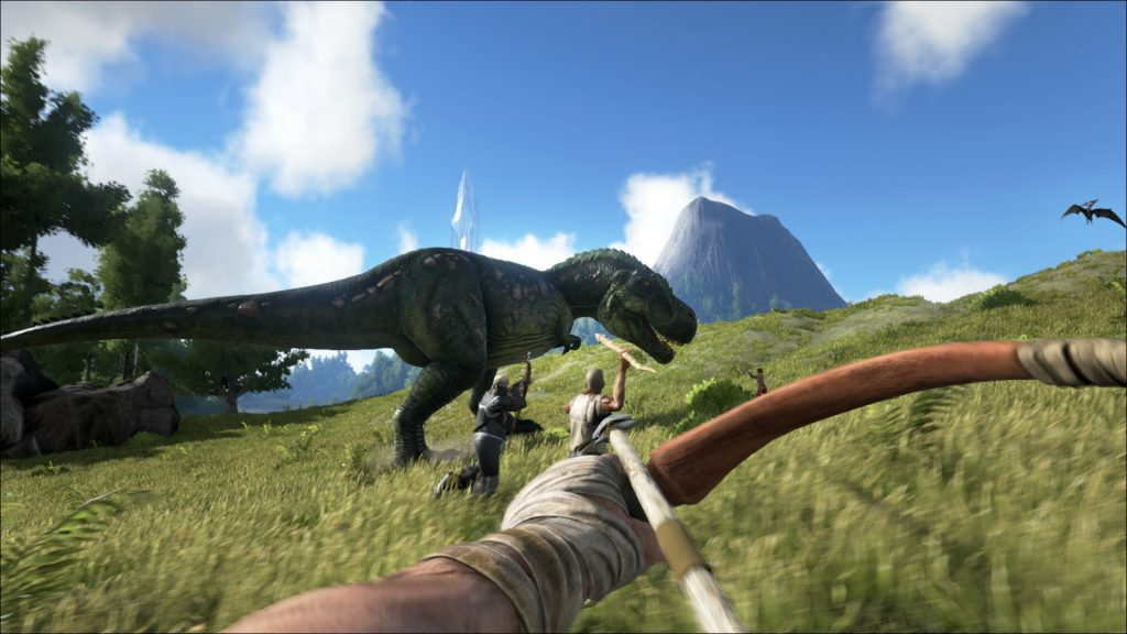 Ark game graphics