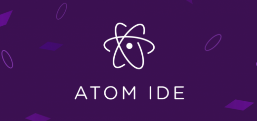 Atom IDE package for Linux