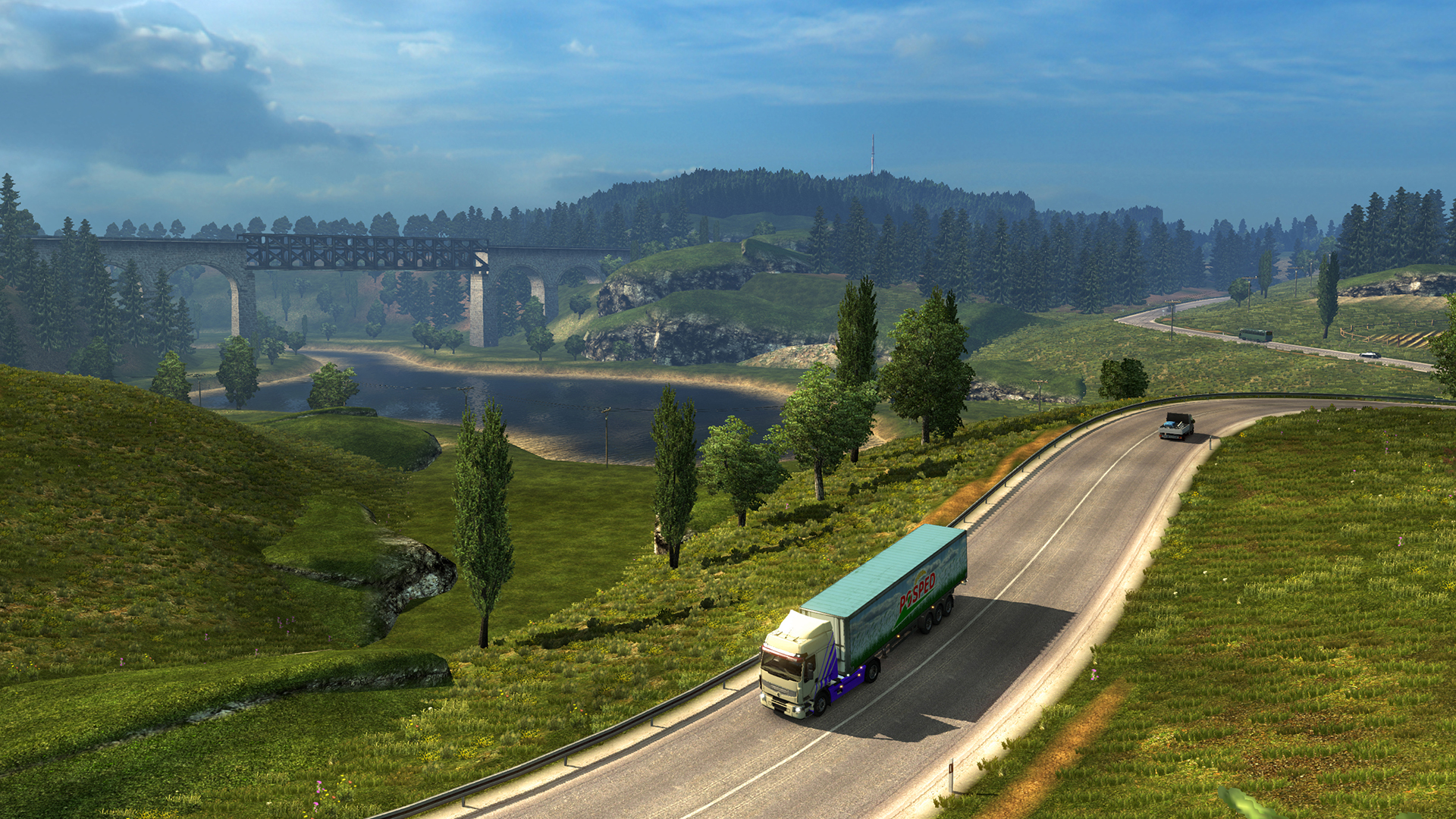 euro truck simulator 2 free download new version