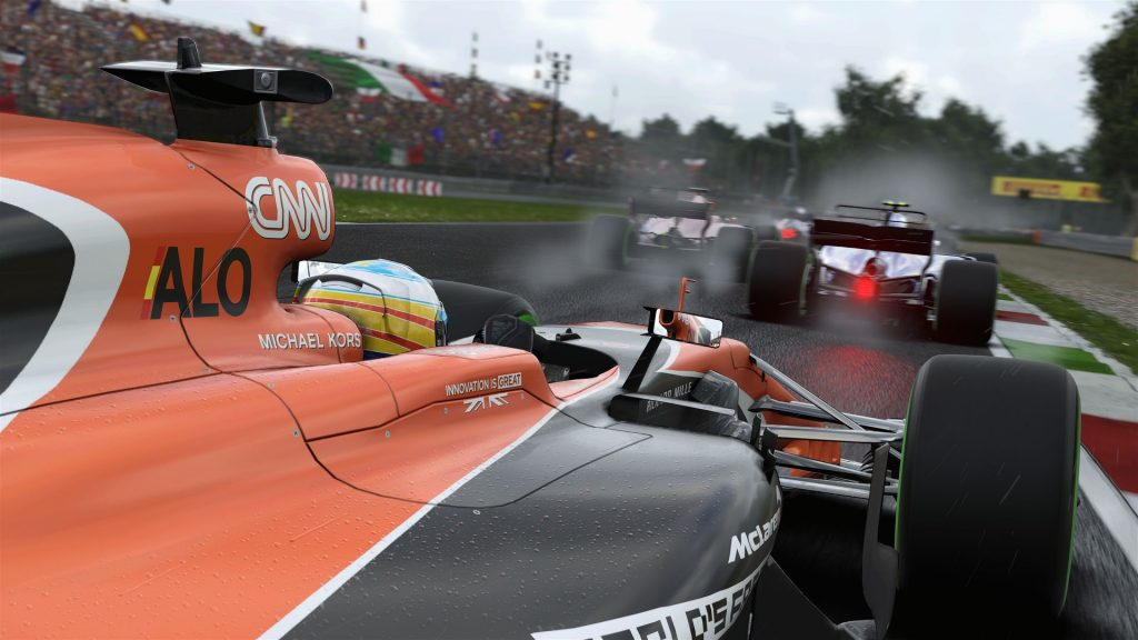 Download F1 2017 For Linux