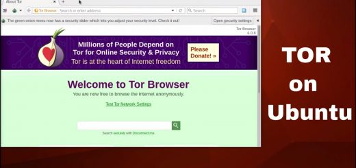 Tor Browser on Ubuntu
