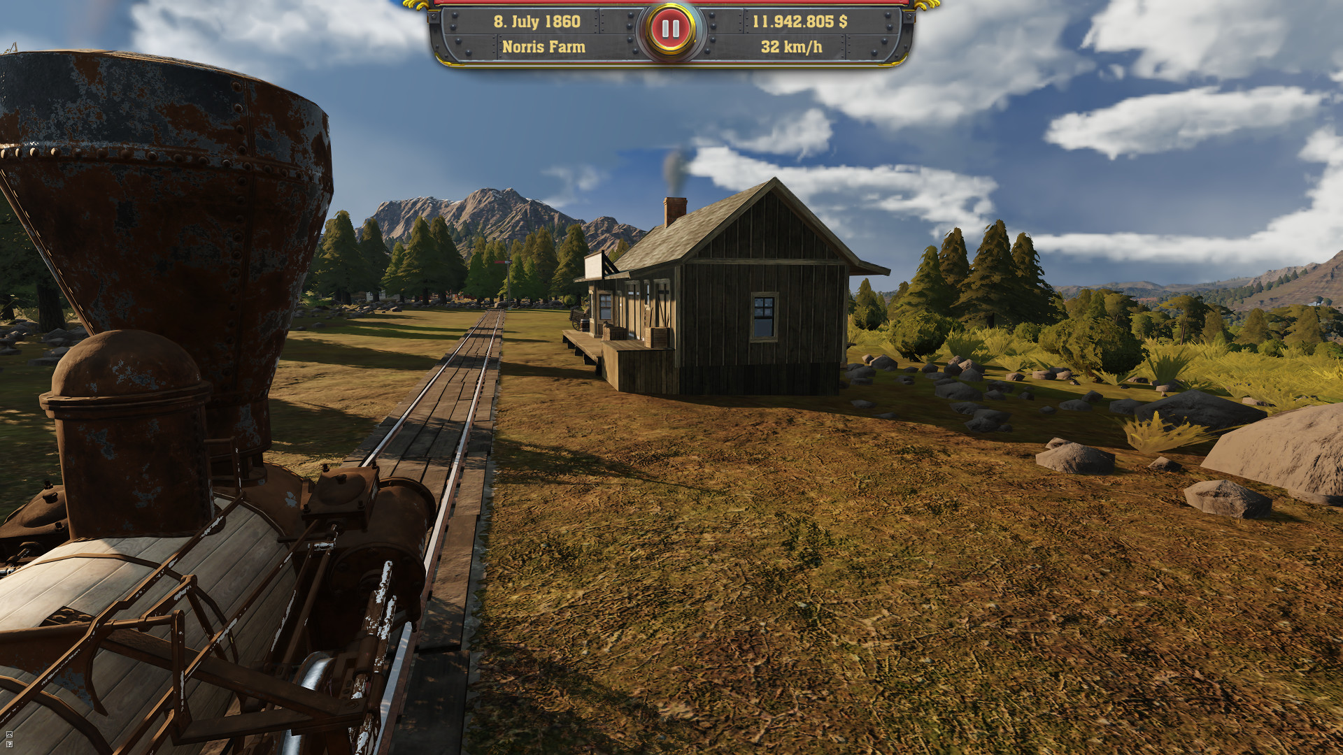 Play Railway Empire on Ubuntu