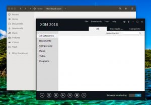 Download Xtreme Download Manager 2018 For Ubuntu 16.04 & 17.10