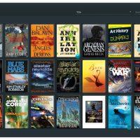 Lector eBook reader for Linux
