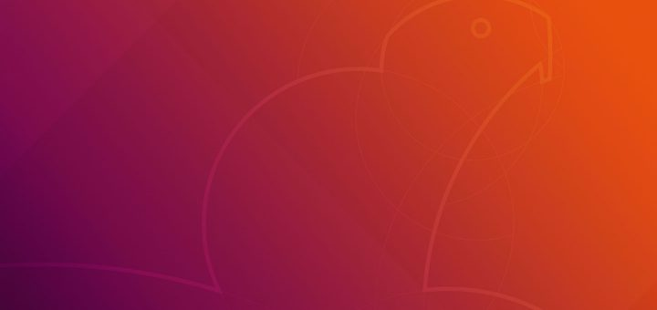 Default Ubuntu 18.04 Wallpaper
