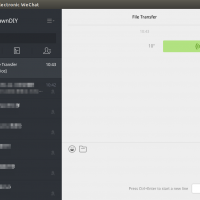 WeChat-App-For-LinuX