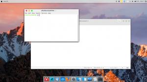 Download macOS High Sierra Theme For Ubuntu - Includes Dark mode!