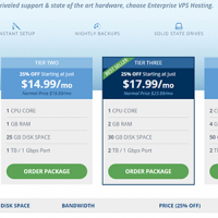 Hostwinds.com VPS Plans
