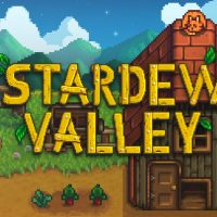 Stardew Valley Official Game Logo