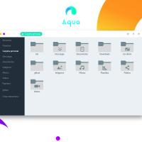 Aqua-Theme-Screenshot