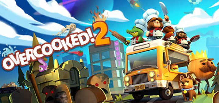 Overcooked 2 Game