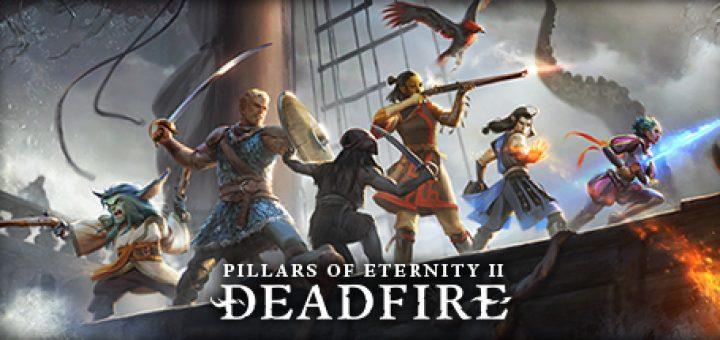 Pillars of Eternity 2 Logo
