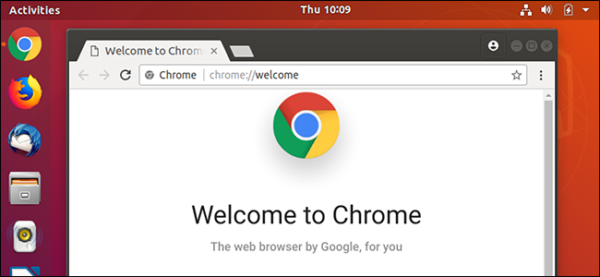 Install Google Chrome on Ubuntu