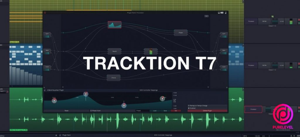 Download Tracktion 7 For Ubuntu 18 04 - Free Audio Workstation