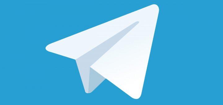 Telegram Official Logo