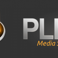 Plex Media Server Official Logo