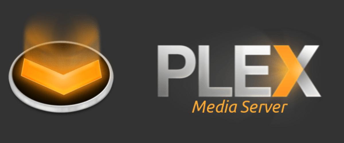 Plex Media Server Official Logo