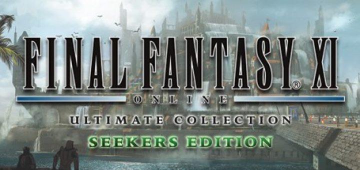 Final Fantasy XI Official Logo