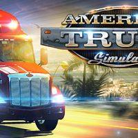 American Truck Simulator Official Logo