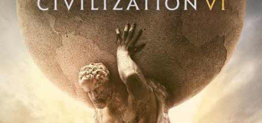 Civilization 6 Official Cover