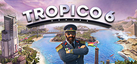 Tropico 6 official logo