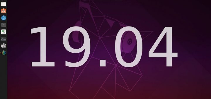 Ubuntu 19.04 Disco Logo