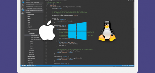 Visual Studio Code on Mac, Windows & Linux