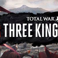 Total War: 3 Kingdoms Official Linux Logo
