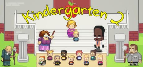 Kindergarten 2 Game Logo