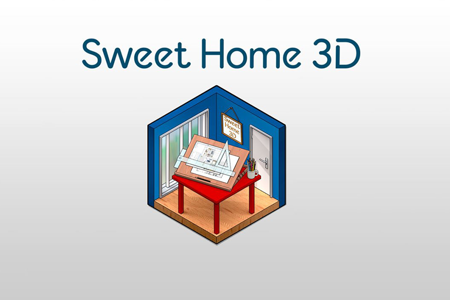 Sweet Home 3D Official Logo