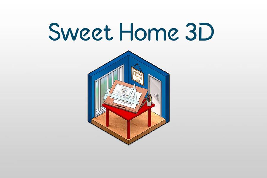Sweet Home 3D Official Logo