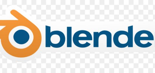 Blender software official logo