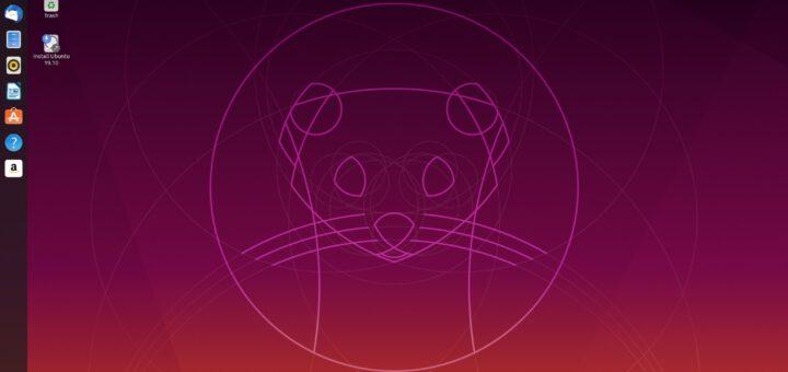 Ubuntu Eoan Ermine official download links