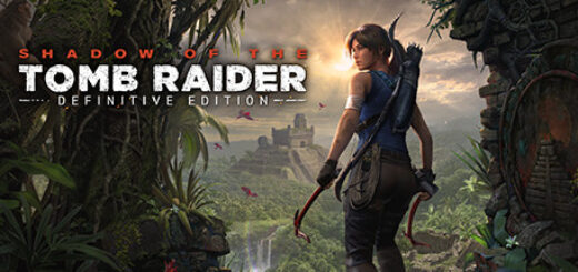 Shadow of the tomb raider definitive edition logo
