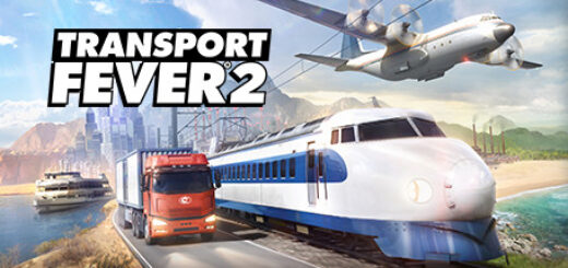 Transport Fever 2 Game Official Header