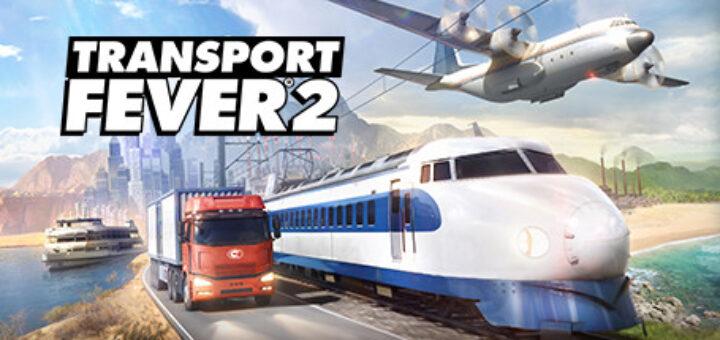 Transport Fever 2 Game Official Header