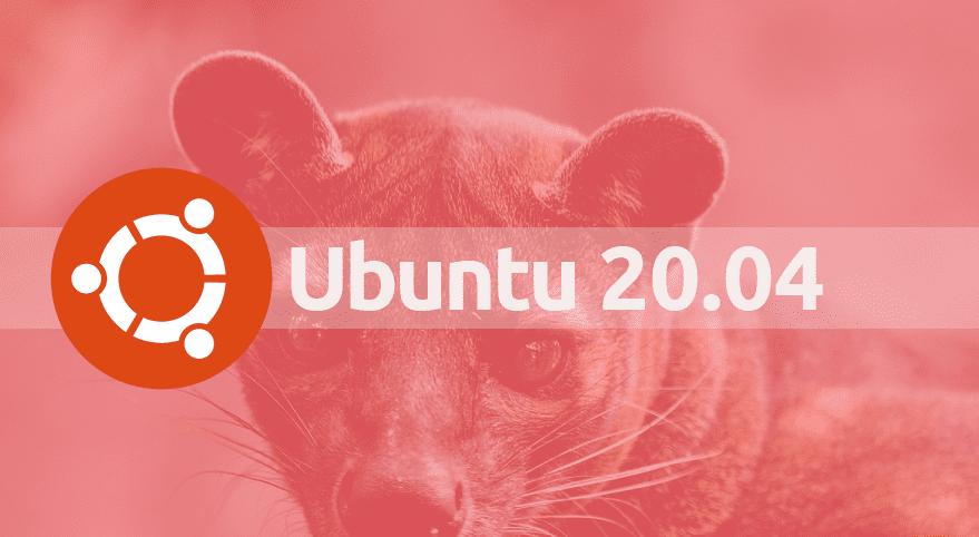 Ubuntu 20.04 Server