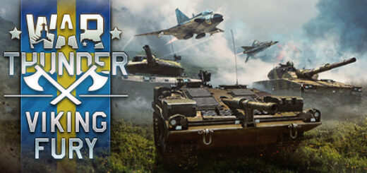 War Thunder Official Header