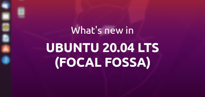 What's new in Ubuntu 20.04 Server