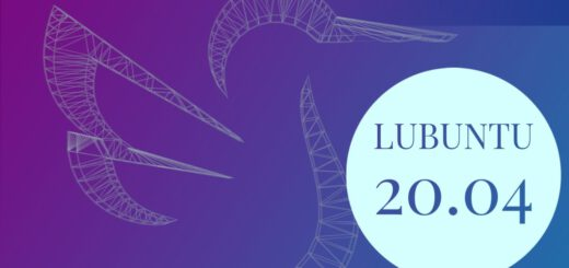 Lubuntu 20.04 LTS Logo