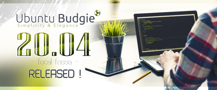 Ubuntu Budgie 20.04 LTS Released