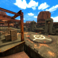 Black Mesa Map
