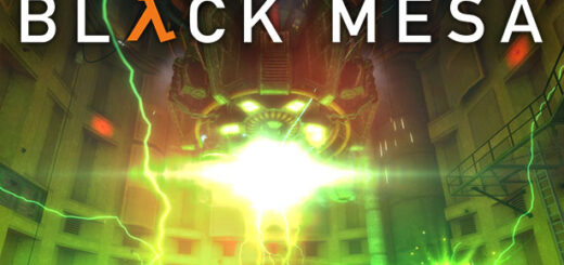 Black Mesa official logo