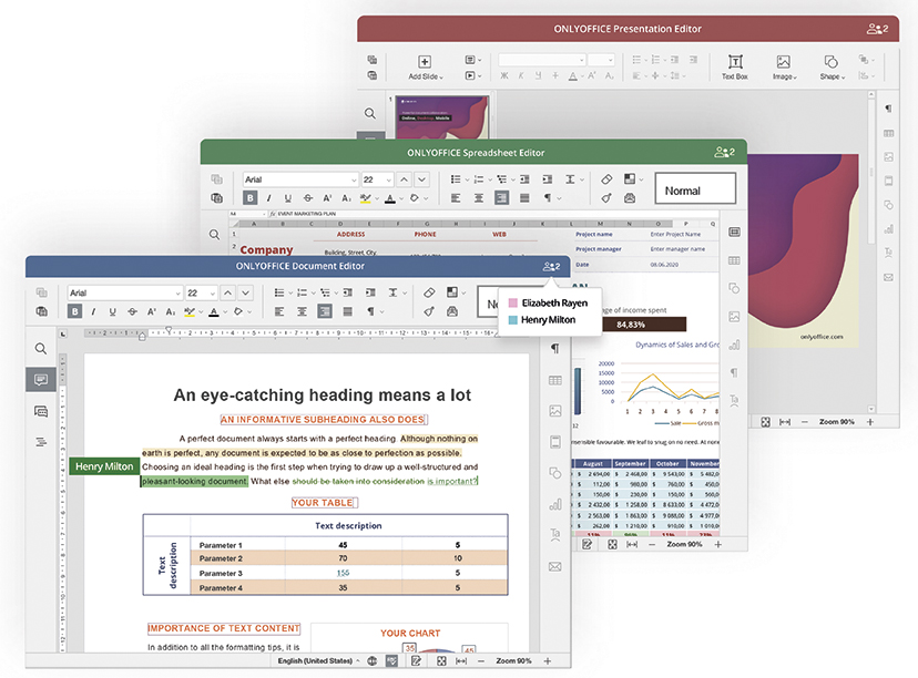 OnlyOffice on Linux