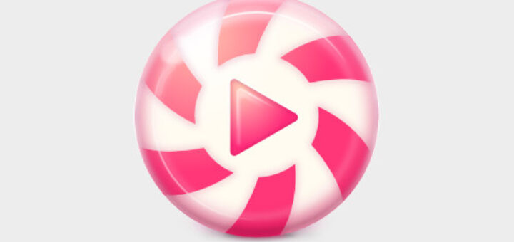 Official Lollypop music player logo