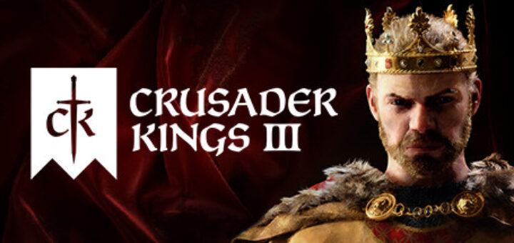 Crusader Kings 3 Official Logo
