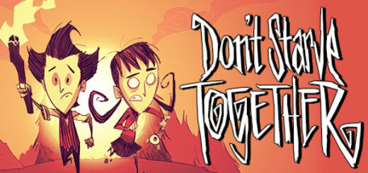 Don't Starve Together Official Header