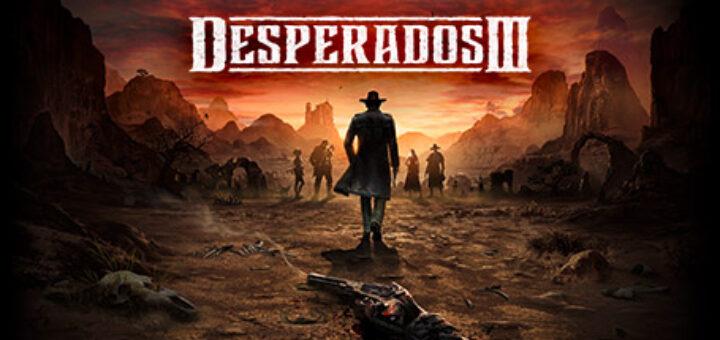Desperado 3 official header