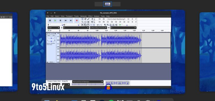 Audacity 3.0 Open-Source Audio Editor Introduces New Save File Format, More - 9to5Linux