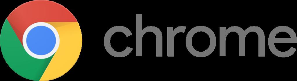 Chrome official logo